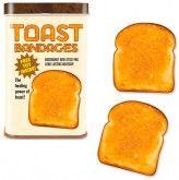 Toast bandages!
