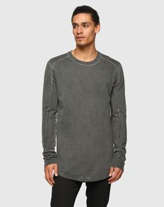 Tigha Darius Oversized Sweatshirt