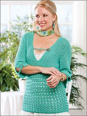 Ravelry: Button-Loop Tee pattern by Melissa Leapman