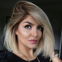 next pick ✨ Summer Hairstyles, Braided Hairstyles, Cool Hairstyles, Hair Color And Cut, Cool Hair Color, Good Hair Day, Love Hair, Medium Hair Styles, Short Hair Styles