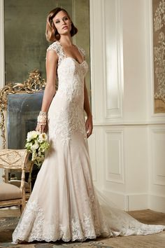 Wtoo Brides Julienne Gown ...  do you like the skirt or do you want something more streamlined?