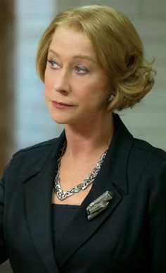 Helen Mirren plays Madame Mallory in The Hundred-Foot Journey Movie