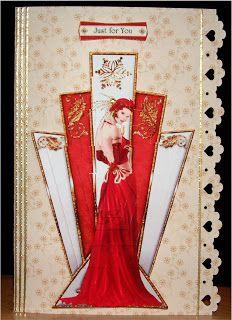 Chris's Cards: Art Deco cards