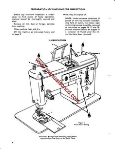 Sewing Machine Manuals, Sewing Instruction | Download Manuals :: Singer 338 Sewing Machine Service Manual