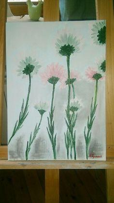#flowers#olej