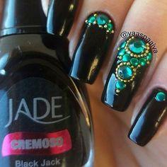 Apaixonada por essa nails