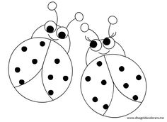 15 Fantastiche Immagini Su Coccinelle Disegni Ladybug Ladybugs E