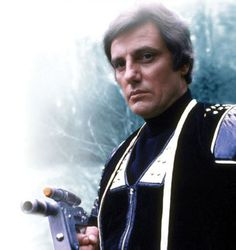Paul Darrow as Avon (Blakes 7) The best put downs in TV history here.