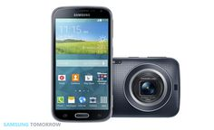 #Samsung #Galaxy K Zoom, un #smartphone con cámara de 20,7 #megapíxeles.