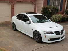 For Sale - 08 G8 GT / Atlanta / Onyx / Sport Package / Sunroof / lightly modded... - Pontiac G8 Forum: G8 Forums - G8Board.com