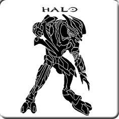 Halo 4 Arbitor Reach Vinyl Sticker Decal Wall Art by kisvinyl, $30.99