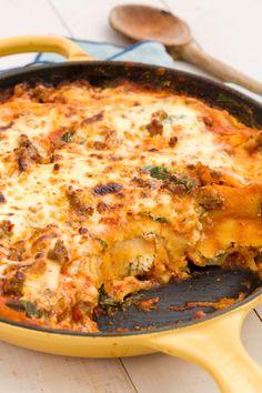 Easy lasagna recipe, Lasagna and Lasagna recipes on Pinterest
