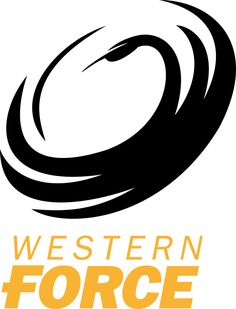 Western Force Primary Logo on Chris Creamer's Sports Logos Page - SportsLogos. A virtual museum of sports logos, uniforms and historical items. Rugby Sport, Rugby Club, Rugby Union Teams, Super Rugby, Sports Clubs, Sports Logos, Westerns, Perth, Wooden Spoon