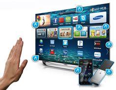 Samsung Smart TV #technology #tech