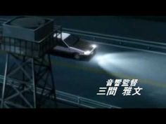 initial D 5th stage opening preview