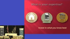The 2014 Dallas Funding Tour hosted by Secured Investment Corp and Lee Arnold. A four day event with multiple speakers involved in the Real Estate investment industry.