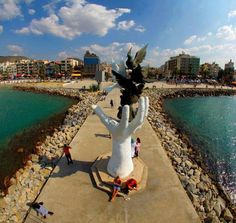 Kusadasi Living In Europe, Ephesus, Holiday Resort, Beautiful World, West Coast, Statue Of Liberty, Travel Photos, Istanbul, Tours