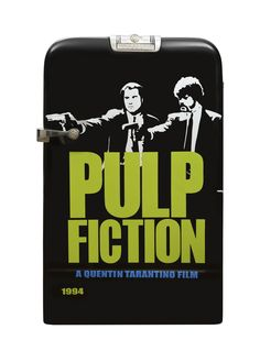 Mini Icebox Pulp Fiction • Designed by Cia Vintage