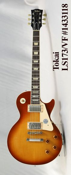 7 Best Tokai Guitars images Gibson les paul, Love rocks, Custom