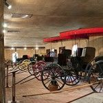 Find The Robert Thomas Carriage Museum in Blackstone, VA. It's one of the finest collections of horse-drawn carriages, sleighs and buggies.