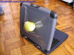 My apple computer :P