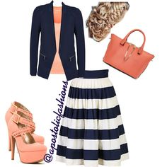 A fashion look from January 2015 featuring ONLY blazers, Qupid pumps and Chloé tote bags. Browse and shop related looks.