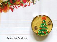 クリスマス♪ 帯留・ネックレス等 1点限りです|和装・和小物|Rumphius|ハンドメイド通販・販売のCreema