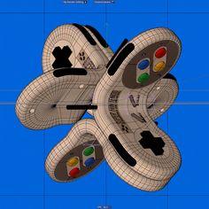 """Melvin Le Riboter : """"L'évolution des logiciels 3D permet aux artistes de créer plus facilement et de s'approprier des outils auparavant très complexes"""" - étapes: Parallel Studio, 3d Design, Graphic Design, Animation 3d, Cyber Attack, Vintage Drawing, Blender 3d, Design Graphique, Cinema 4d"""