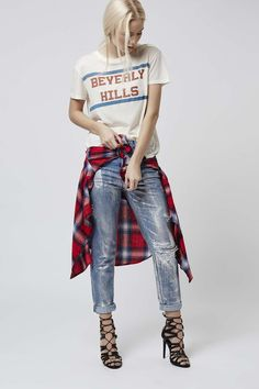 Beverly Hills Tee by Project Social T - Topshop