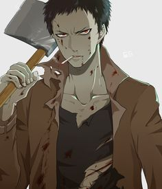One Punch Man, Zombieman