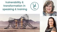 Why is vulnerability key as a facilitator and speaker by Yoke van Dam an... Dig Deep, Virtual Assistant, Vulnerability, Real Life, Van, Communication, Tips, Youtube, Vans