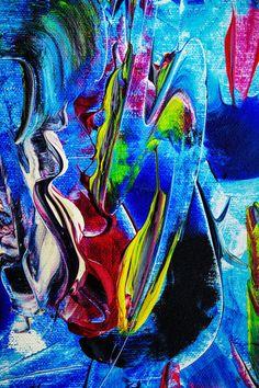 'Abstract Perfection 41' von Walter Zettl bei artflakes.com als Poster oder Kunstdruck $28.75