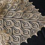 Leaves Shawm Model 5 - Diy And Craft Knitting Patterns, Crochet Patterns, Crochet Turtle, Embroidery Letters, Poncho Shawl, Crochet Motifs, Viking Tattoo Design, Sunflower Tattoo Design, Knitting Videos