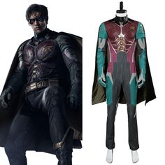 Nightwing Superhero New Cosplay Costume Dick Grayson Jumpsuit Zentai Suit Robin