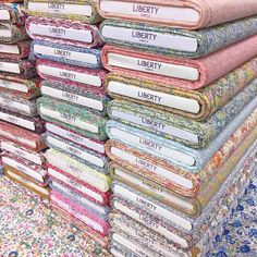 Wholesale Fabric Rolls - Alice Caroline - Liberty fabric, patterns, kits and more - Liberty of London fabric online Liberty Of London Fabric, Liberty Fabric, Liberty Quilt, Fabric Outlet, Sewing Circles, Buy Fabric Online, Calico Fabric, Quilt Material, Easy Sewing Projects