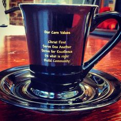 I'll drink to that! Do What Is Right, Community Building, Core Values, Coffee Maker, Mugs, Drinks, Tableware, Glass, Coffee Maker Machine