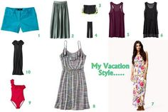 Eclectic Enthusiast: What to pack.....beach vacation.