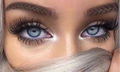 Braided brows, braided brows ideas, braided brows new trend.