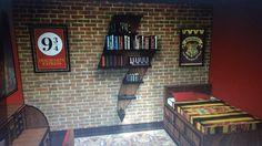 Projeto de quarto decorado