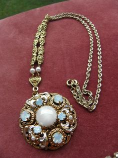 Vintage WEST GERMANY NECKLACE