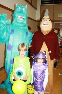 2011 Monsters Inc.