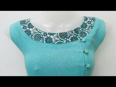 Latest Boat Neck Designs Cutting and Stitching - YouTube