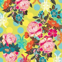 IMG 14 - Miriam Castillo floral pattern
