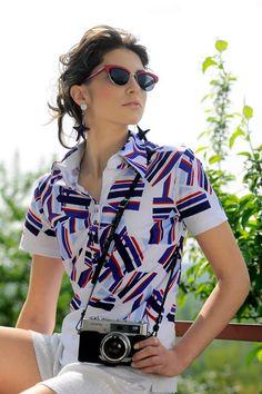 EPOS Eyewear meets Lamperti fashion.