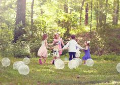 15 Creative Ideas for Kids Photography :)