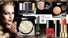 NATALE 2014 • CHANEL MAKEUP Collezione PLUMES PRECIEUSES