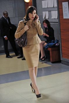 The Good Wife. Love it!