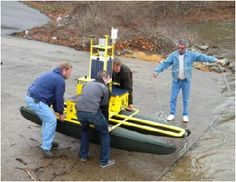 Floating platforms for long-term water quality monitoring can be incredibly useful and convenient tools in an organization's monitoring program.