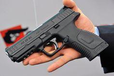 IWA 2015 / The GIRSAN - Yavuz16 company introduces the MC28-SA and MC28-SAC semi-automatic pistols