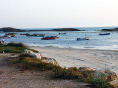 One of Israel's best beaches - Hof Dor (Tantura)